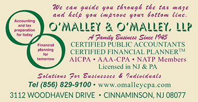 O'Malley & O'Malley, LLP: Tax Preparation